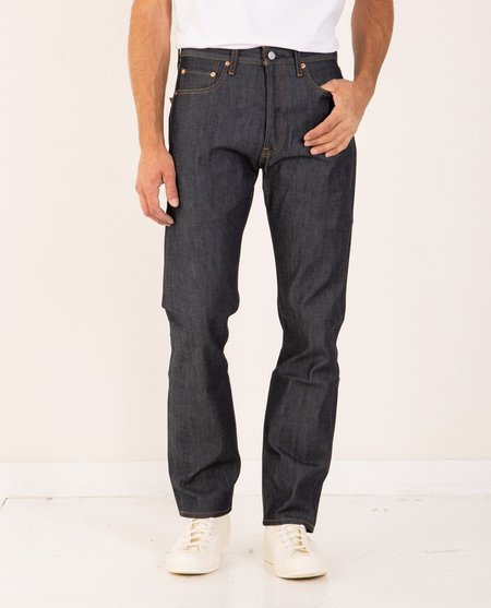 Levi's Vintage 1984 501 Jeans Rigid - Dark