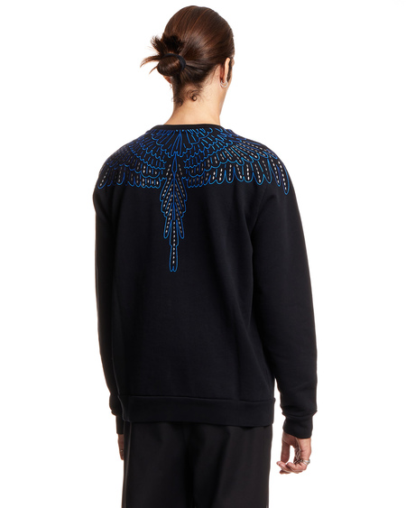 Marcelo Burlon Stud Wings Sweatshirt