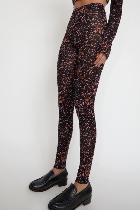 No.6 Siouxsie Leggings - Pink Jungle