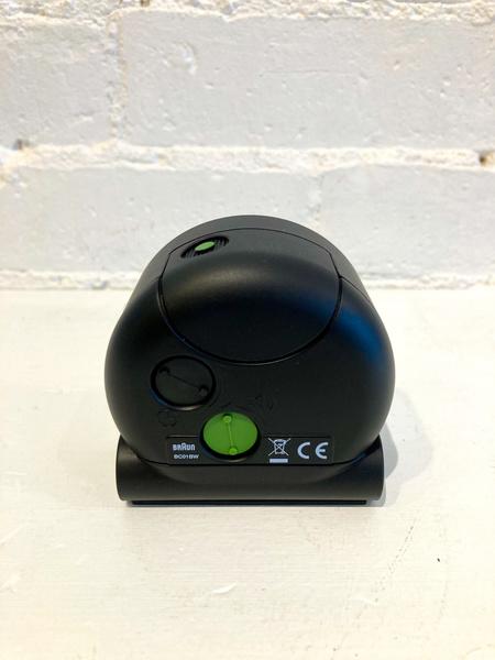 Braun Alarm Clock - Black