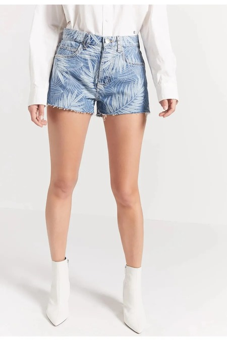 Current / Elliot Ultra High Waisted Short - Wily