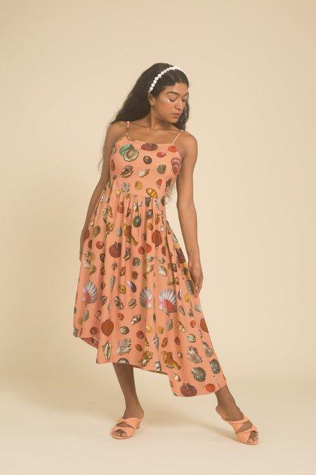 Samantha Pleet Shell Dress