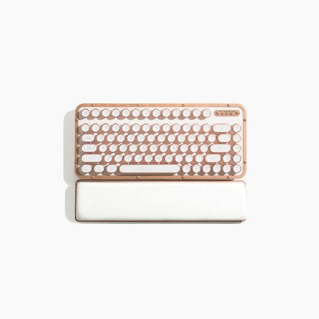 Poketo Azio Compact Keyboard - White
