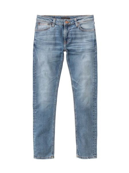 Nudie Jeans SKINNY LIN JEAN - Old blues