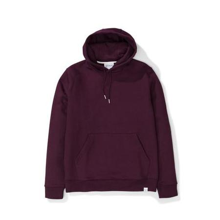 Norse Projects Vagn Classic Hood - Purple