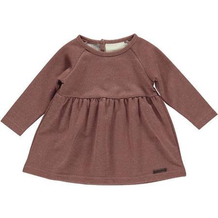 Kids Marmar Copenhagen Dress - Dark Brick