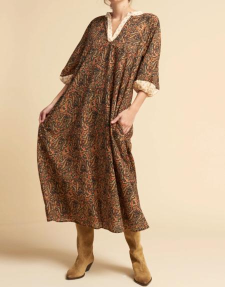 warm love nomad dress