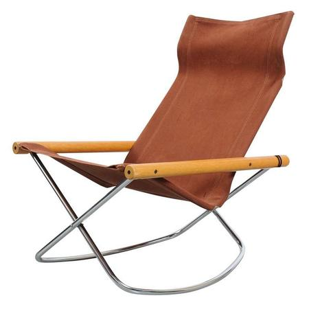 Stanley & Sons Takeshi Nii Folding Chair - Camel