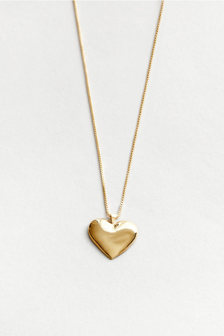 Wolf Circus Amourette Necklace - Gold