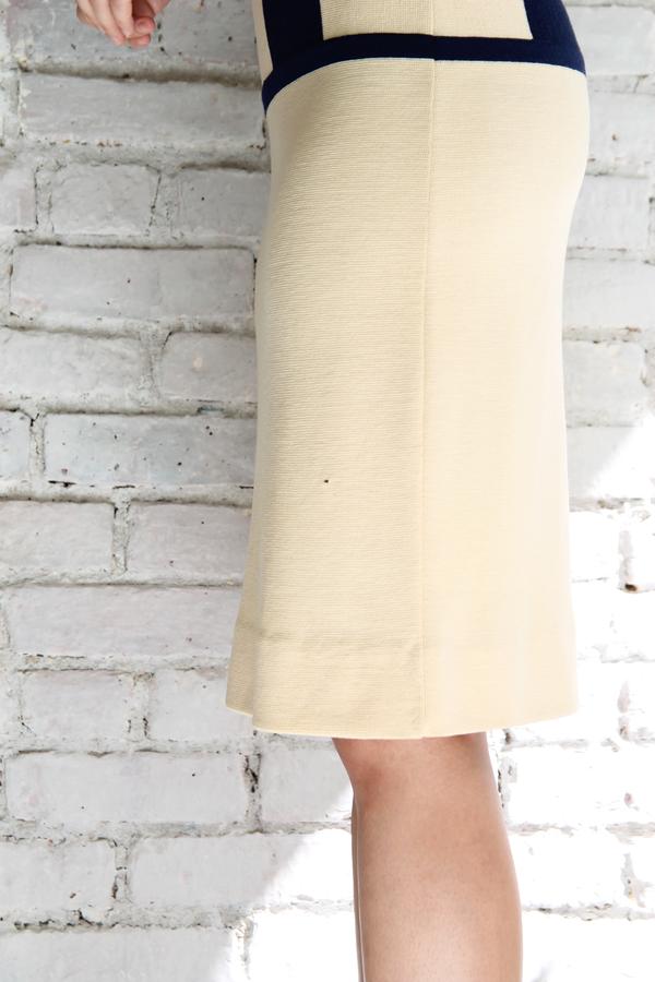 DUO NYC Vintage 1960s Stripe Tank Dress