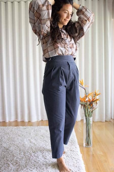 Caron Callahan Nickie Pant - Charcoal