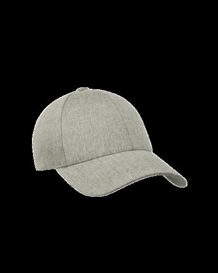 UNISEX Varsity Headwear Wool Cap - Umber Beige