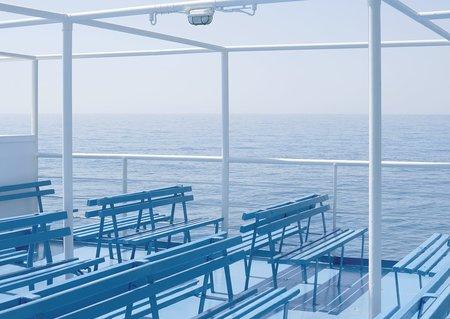 Zico O'Neill Ferry Crete Greece 2015