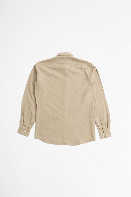 Dries Van Noten Corbino shirt - sand