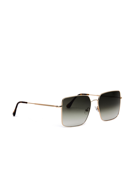 Andy Wolf Anne Sunglasses - Golden