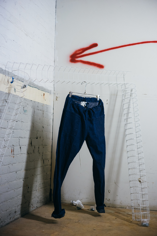 Unisex ZED catch-all trousers