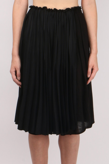 Pomandere Gathered Skirt