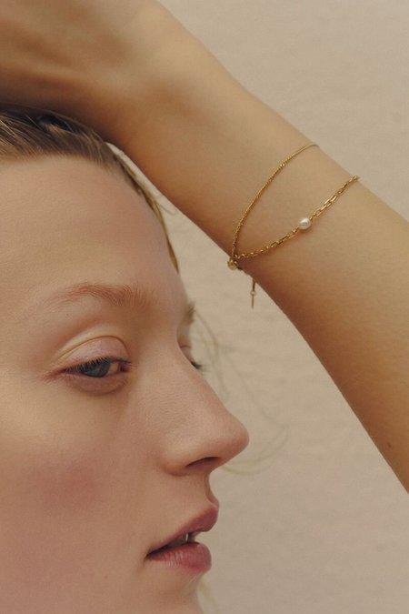 Maria Black Cantare Bracelet - Gold