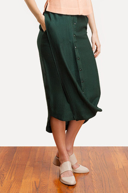 Ajaie Alaie Demetria Skirt | Pine
