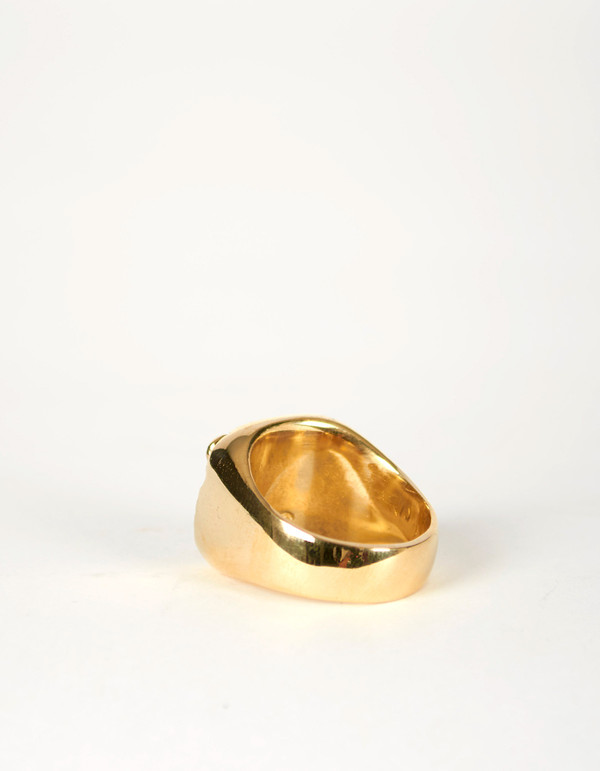 Jon Swinamer Lucky 7 Ring Bronze
