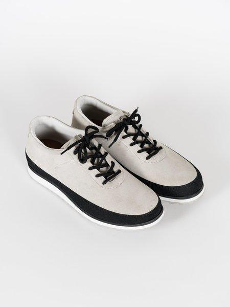 Tarvas Explorer Sneaker - Light Grey Suede