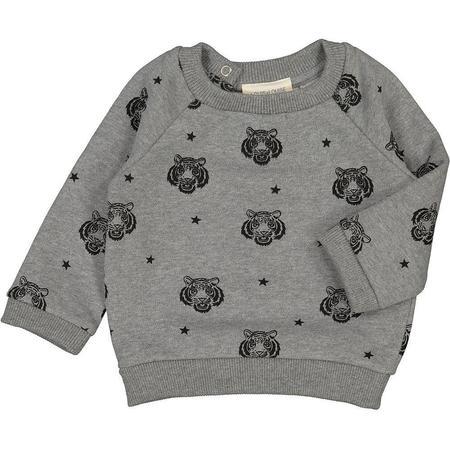 Kids Louis Louise James Baby Sweatshirt - Marled Grey