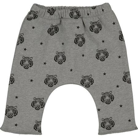Kids Louis Louise Savane Fleece Baby Trousers - Marled Grey