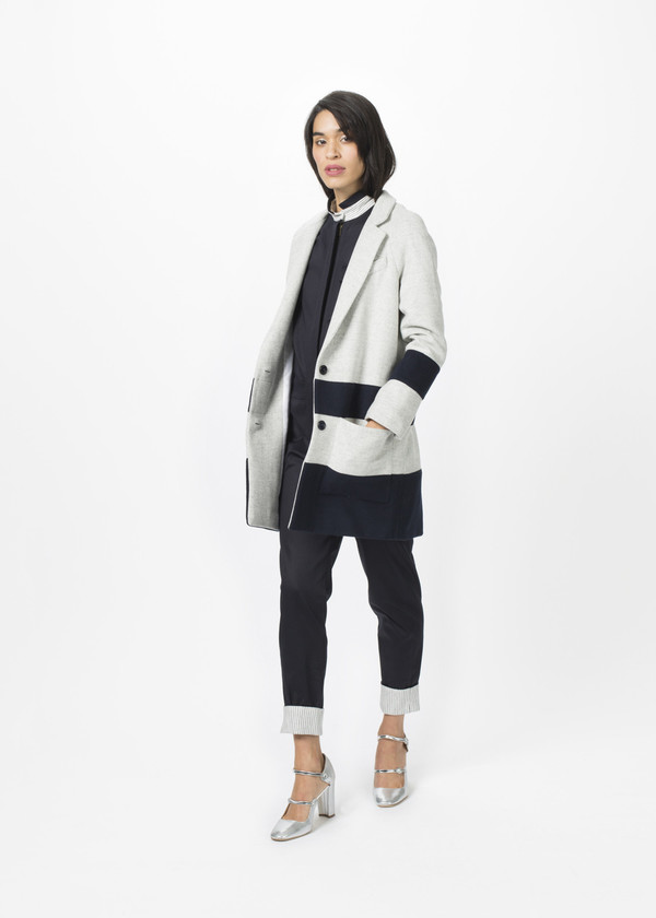 Margaux Lonnberg Maryssa Coat