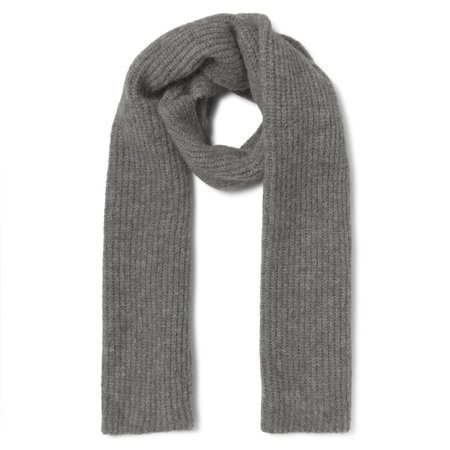 Paloma Wool Lafelice Scarf - Mid Gray