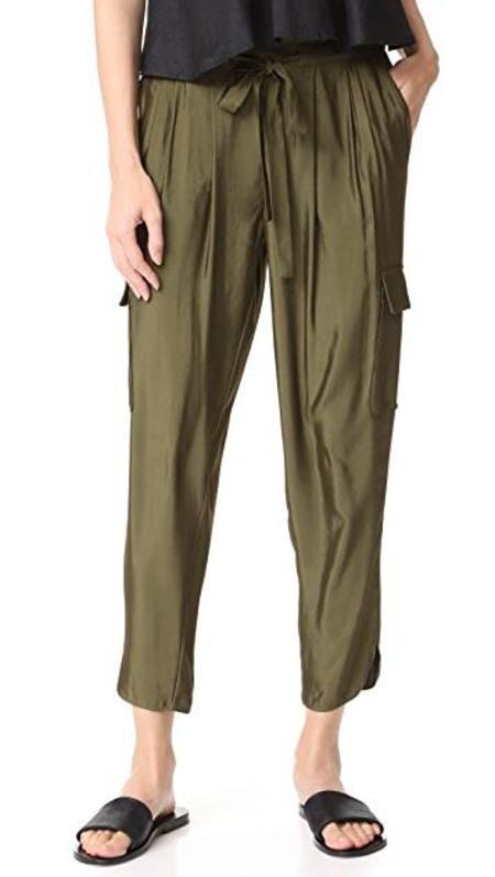 Ramy Brook Allyn Cargo Pant - Urban Green