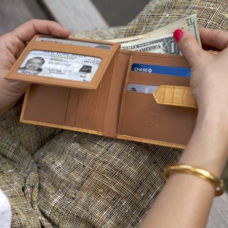 Tusk Marbella L-Shaped Wallet