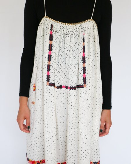 [Pre-loved] Ulla Johnson Printed Midi Dress