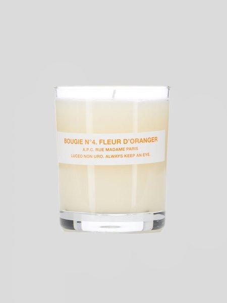 A.P.C. Bougie Parfumee - Fleur
