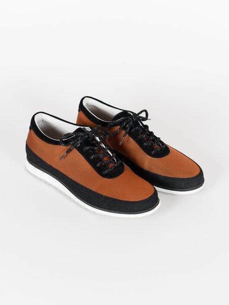 Tarvas Explorer Shoe - Metallic Orange
