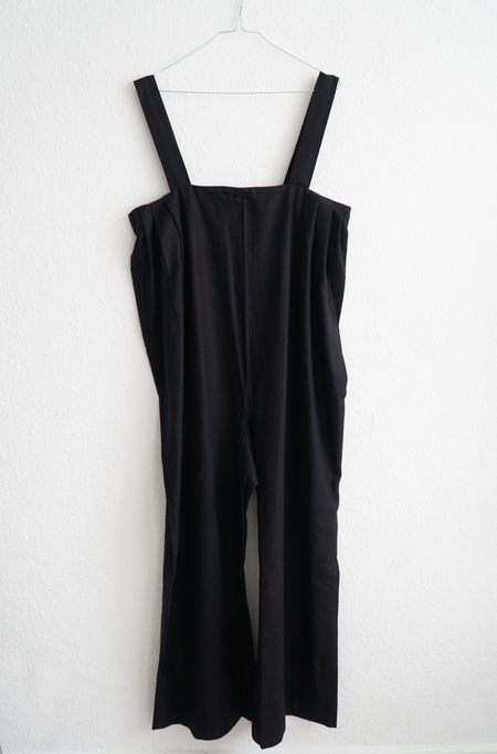 Baserange Lence Pants Jumpsuit - Black