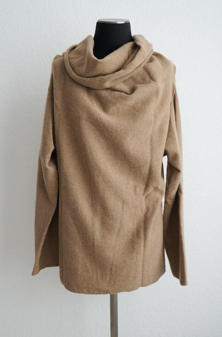 Baserange Adet Turtleneck in Merinos Wool - BOLSINA
