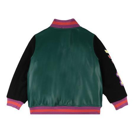 Kids Stella McCartney Child Oversized College Jacket - Multicolour