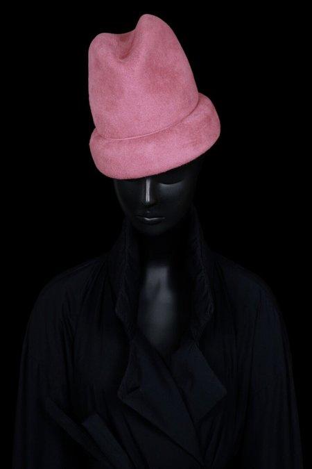 Esenshel YOKO CUFF HAT - ROSE