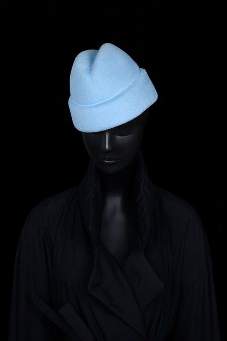 Esenshel RUSSIAN CUFF HAT - POWDER