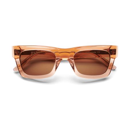 Sun Buddies Greta Sunglasses - Pale Orange