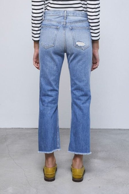 B Sides Marcel Distressed Jean