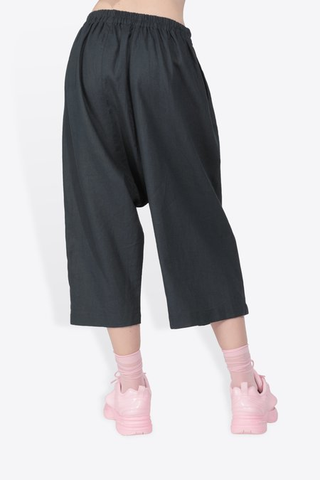 The Celect Lopsided Pant - Navy