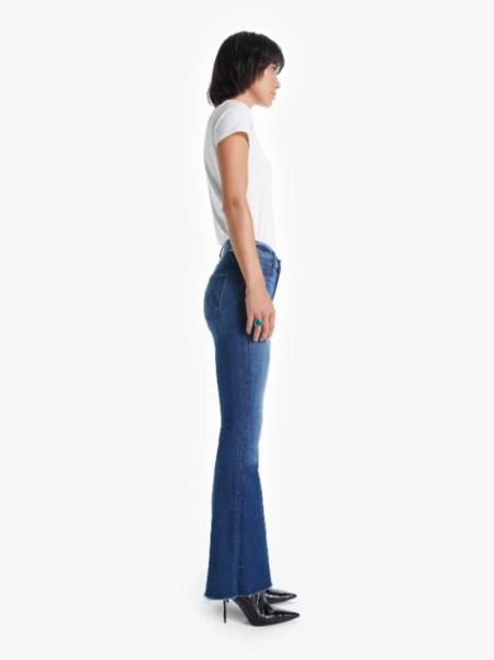 Mother Denim The Weekender Fray Jeans - Bazaar Adventures