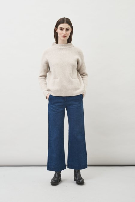 Maska Helga Wool Sweater - Oat