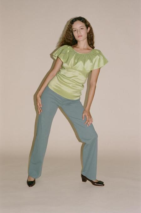 Maryam Nassir Zadeh Dance Pants - Wharf