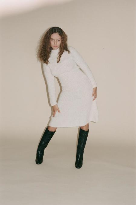 Mozh Mozh Aftab Dress - Ivory