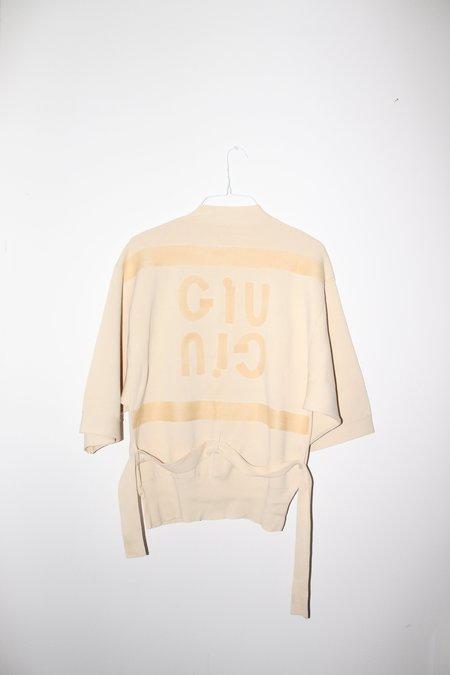 Unisex giu giu Cloud Kimono