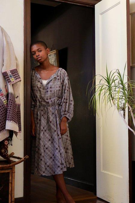 Erica Tanov floriana dress - edgar allan poe
