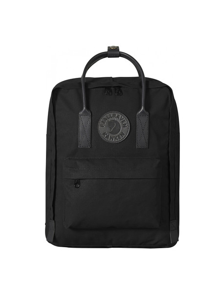 "Fjallraven 15"" Laptop Kanken No. 2 Backpack Black Black"