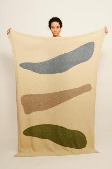 Diarte pieces blanket